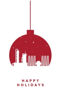 Happy Holidays from Torrance Refinery